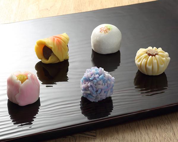 上生菓子・彩りMy Sweets・暦菓子
